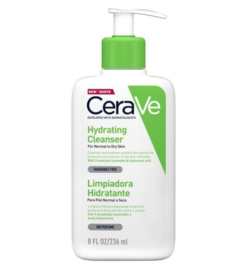 My Celebrity Life – CeraVe Hydrating Cleanser
