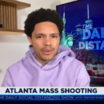 My Celebrity Life – Trevor Noah has spoken out after eight Asian Americans were killed in Atlanta Picture Comedy Central