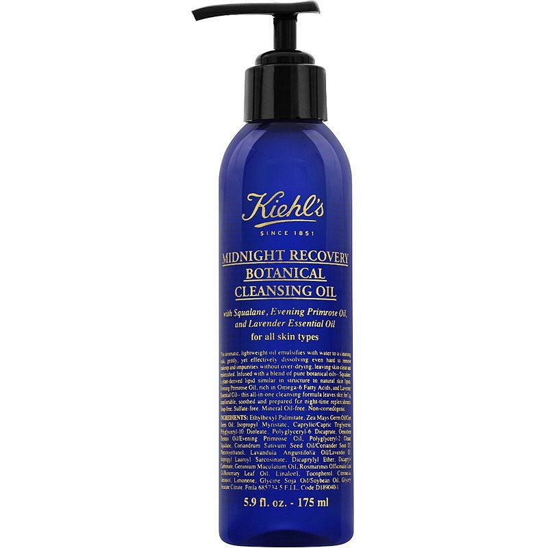 My Celebrity Life – Kiehls Midnight Recovery Botanical Cleansing Oil