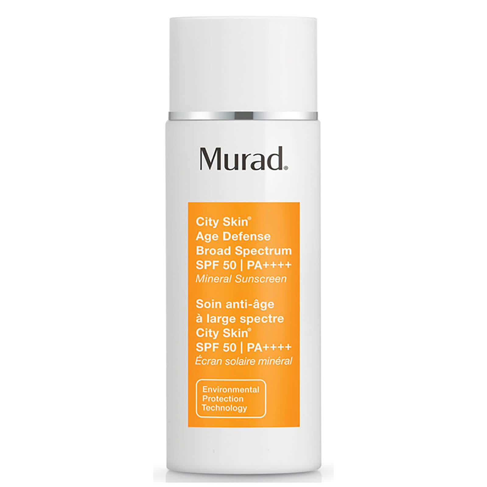 My Celebrity Life – Murad City Skin Age Defense Broad Spectrum SPF 50