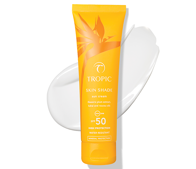 My Celebrity Life – Tropic Skin Shade Sun Cream