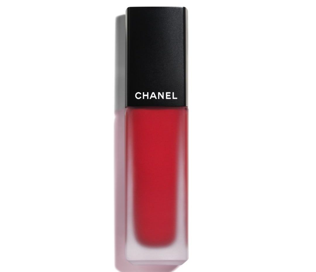 My Celebrity Life – Chanel Rouge Allure Ink Fusion in 818 True Red
