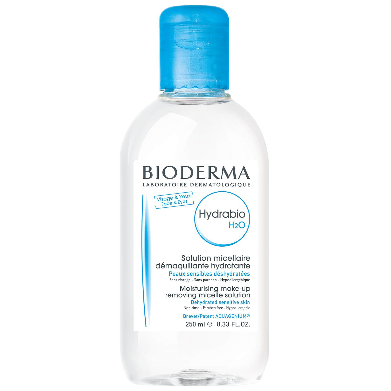 My Celebrity Life – Bioderma Hydrabio H2O Micelle Solution