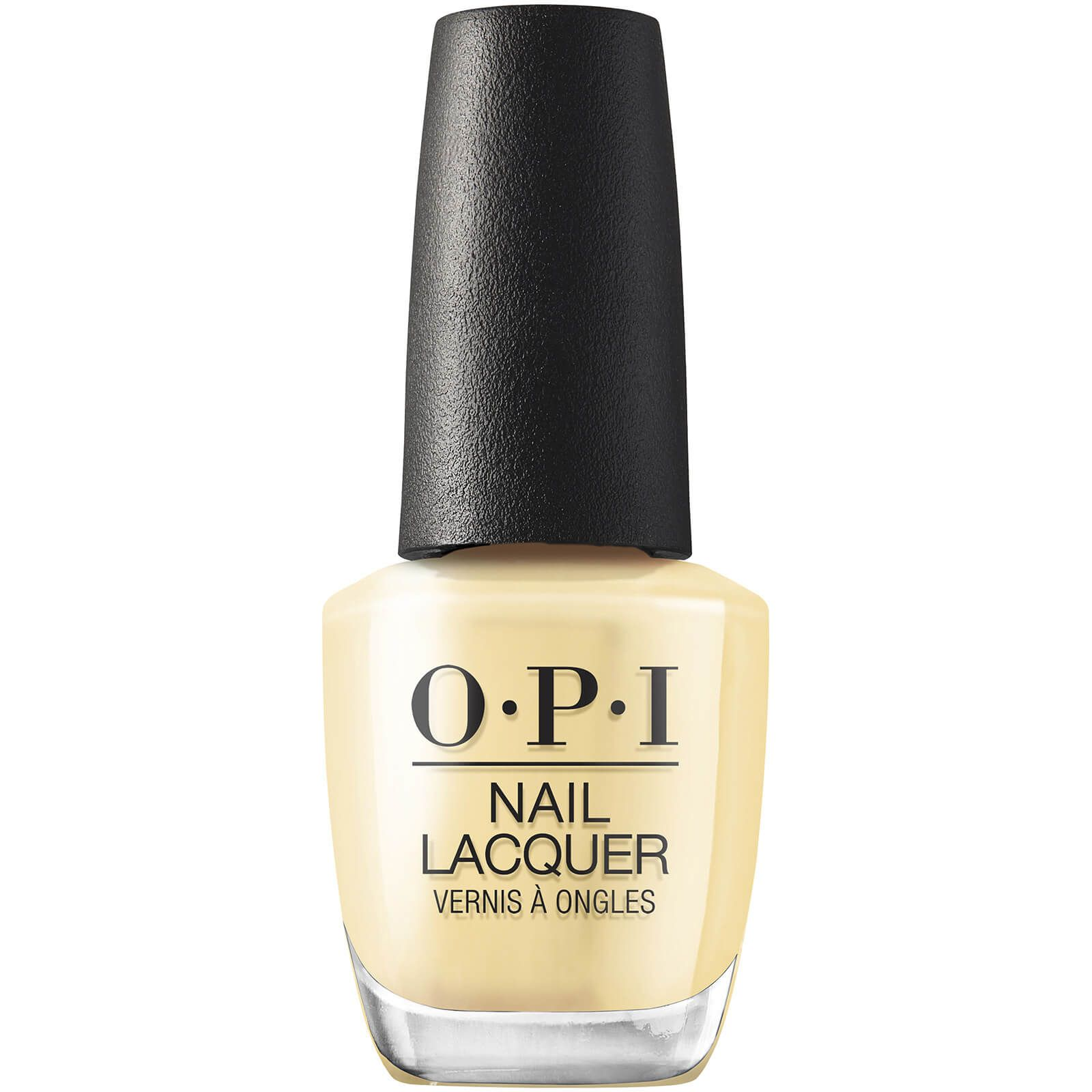 My Celebrity Life – OPI Hollywood Collection Nail Polish in BeeHind the Scenes