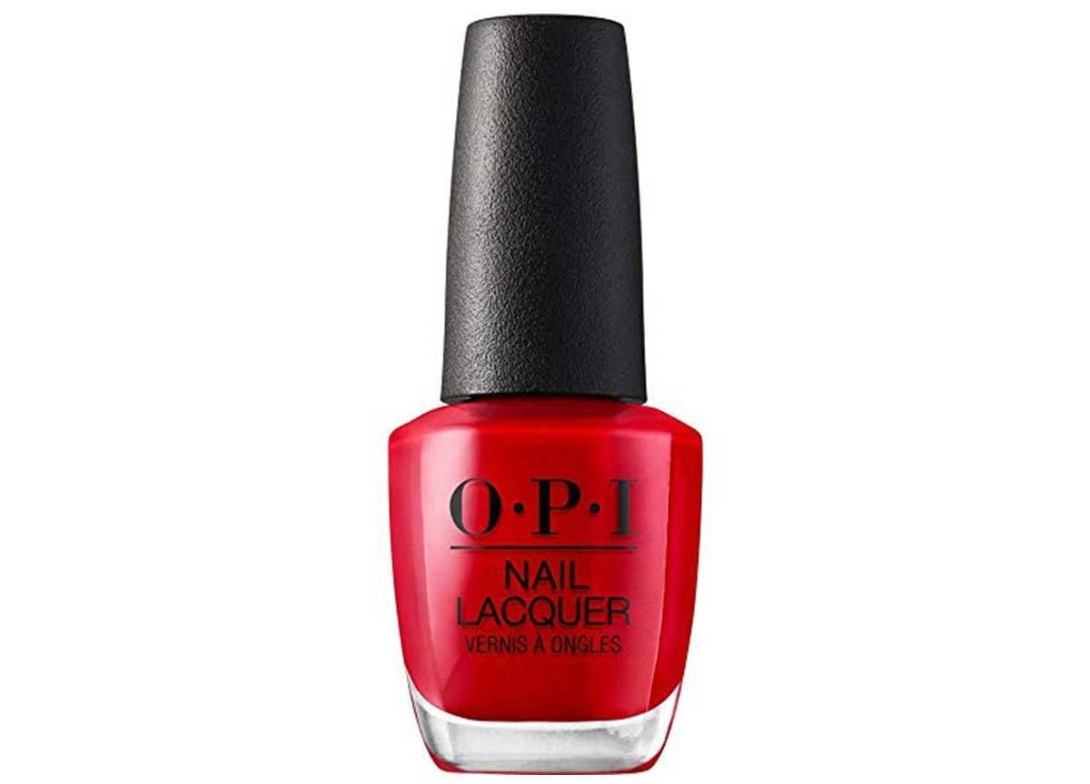 My Celebrity Life – OPI Nail Lacquer in Big Apple