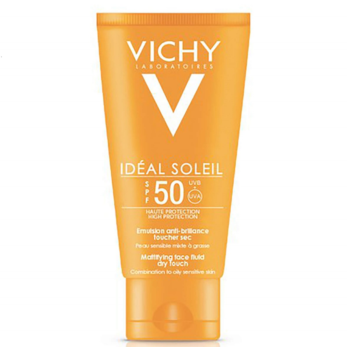 My Celebrity Life – VICHY Idéal Soleil Dry Touch Face Cream SPF 50