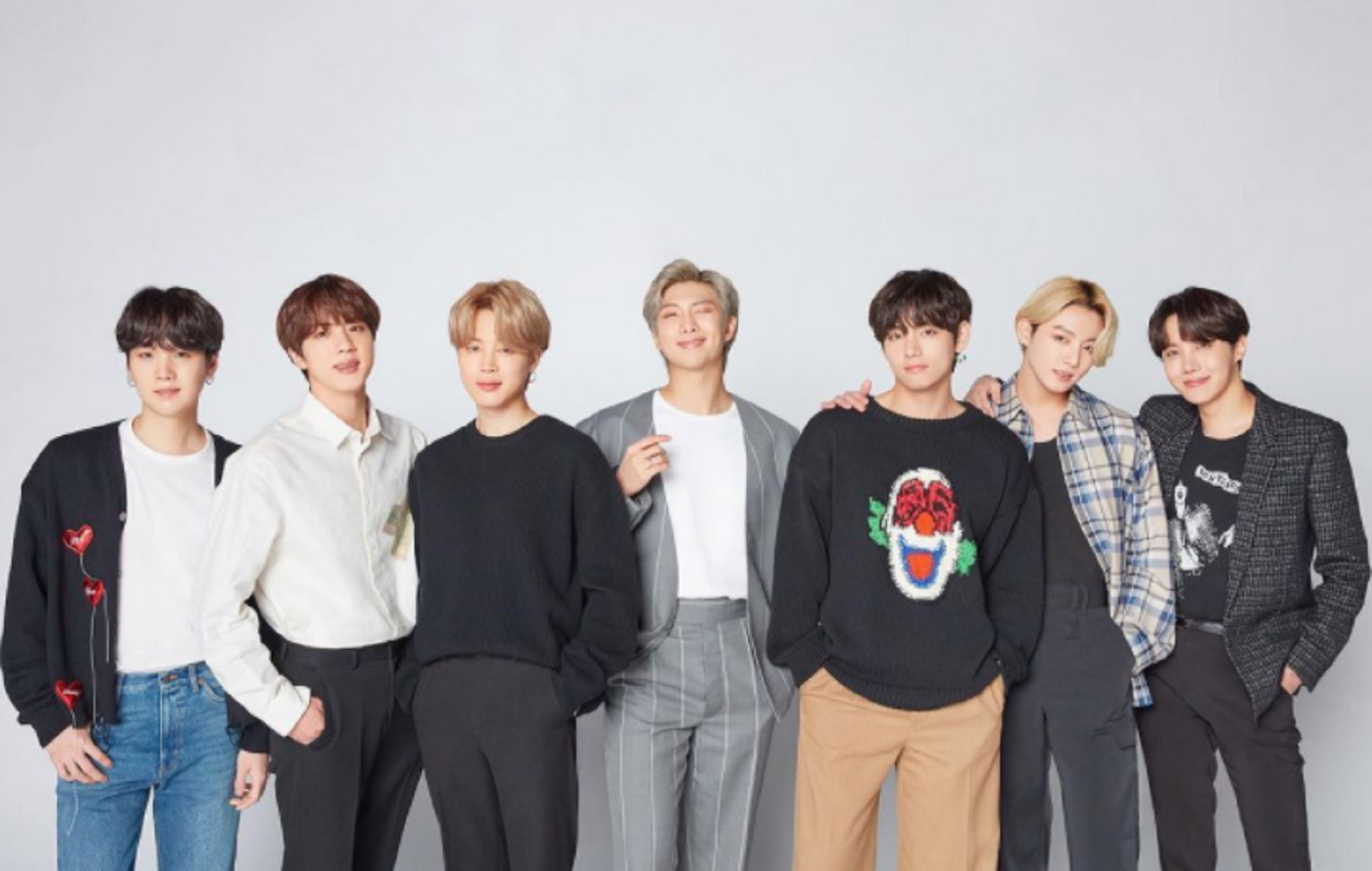 BTS inks partnership with Sideshow