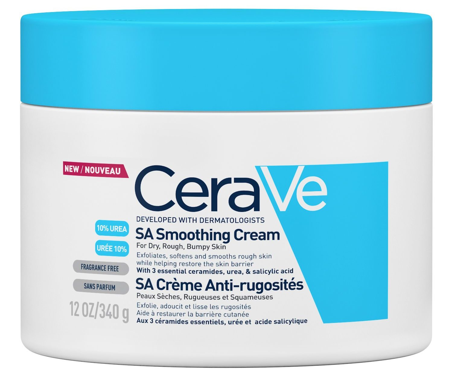 My Celebrity Life – CeraVe SA Smoothing Cream