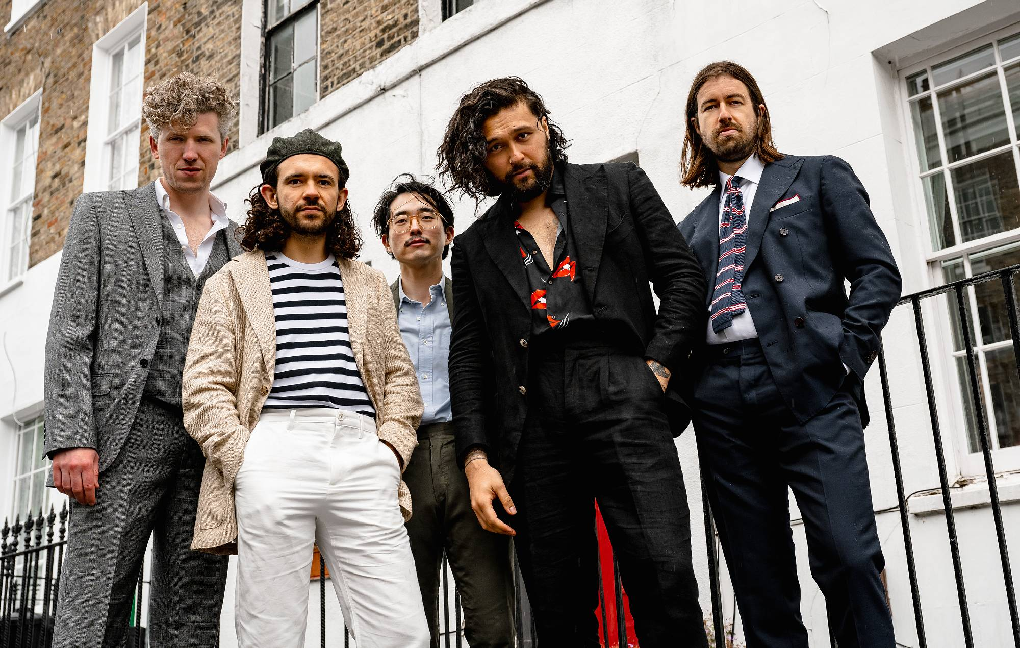 Gang Of Youths, 2021. Credit: Amy Heycock